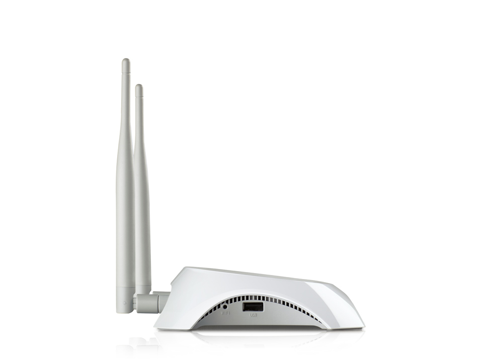 Roteador Wireless N 300Mbps 3G/4G - TL-MR3420