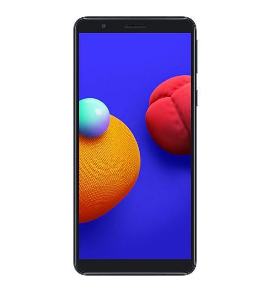 Smartphone Samsung Galaxy A01 Core, Android 10.0, 32GB, 8MP, Tela 5.3´, Azul - SM-A013MZBSZTO