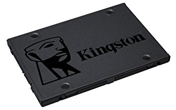 "SSD Kingston 2.5"" 120GB A400 SATA III  - SA400S37/120G"