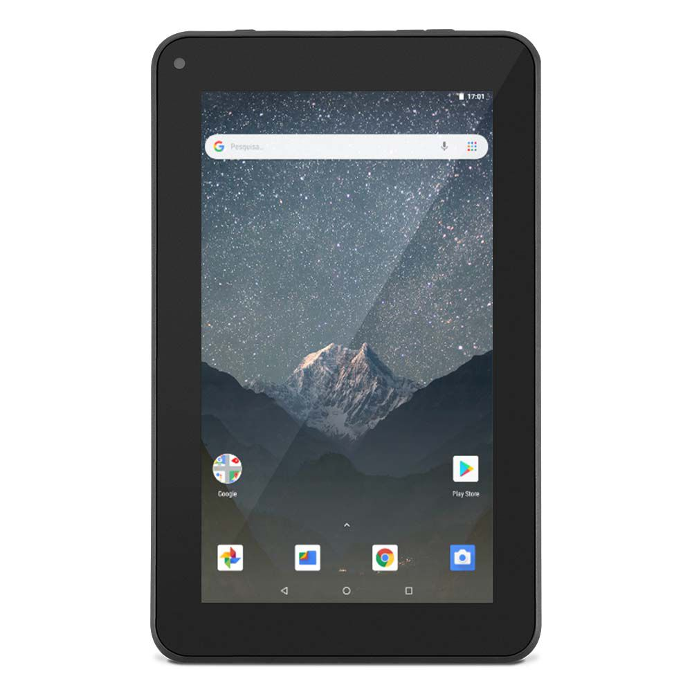 Tablet Multilaser M7S GO Wi-Fi 7 Pol. 16GB Quad Core Android 8.1 Preto - NB316