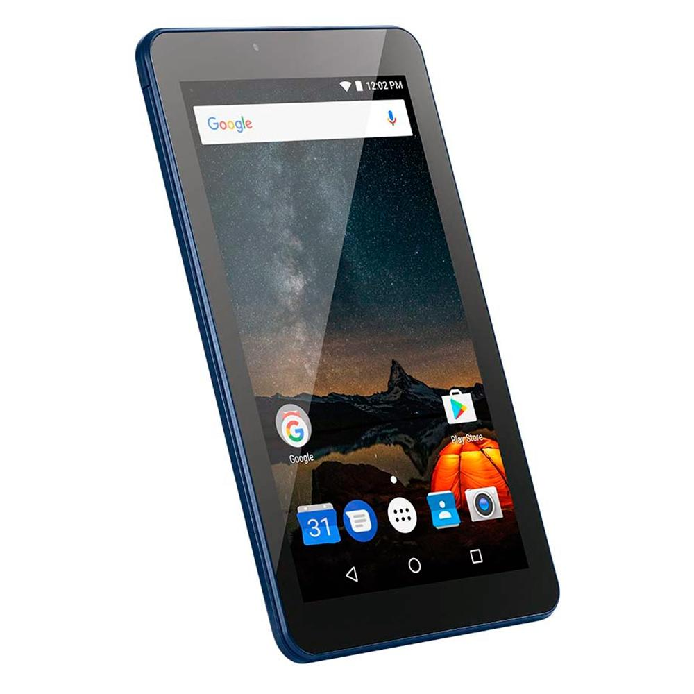 Tablet Multilaser M7S Plus Quad Core Câmera Wi-Fi 1 Gb De Ram Tela 7 Pol. Memória 8Gb Preto - NB274