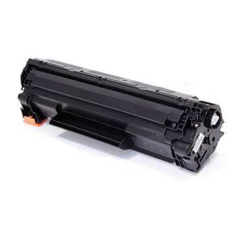 Toner Compatível HP CE285A CB435A CB436A - Preto
