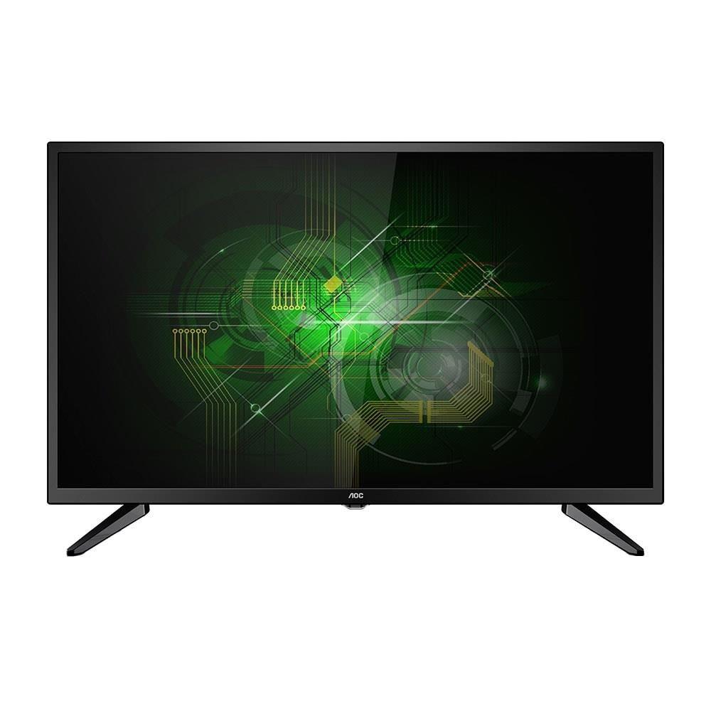 "TV LED AOC LE32M1475 32"", HD 1366x768, 2 X HDMI / 1 X USB 2.0 / 1 X VGA, Digital"