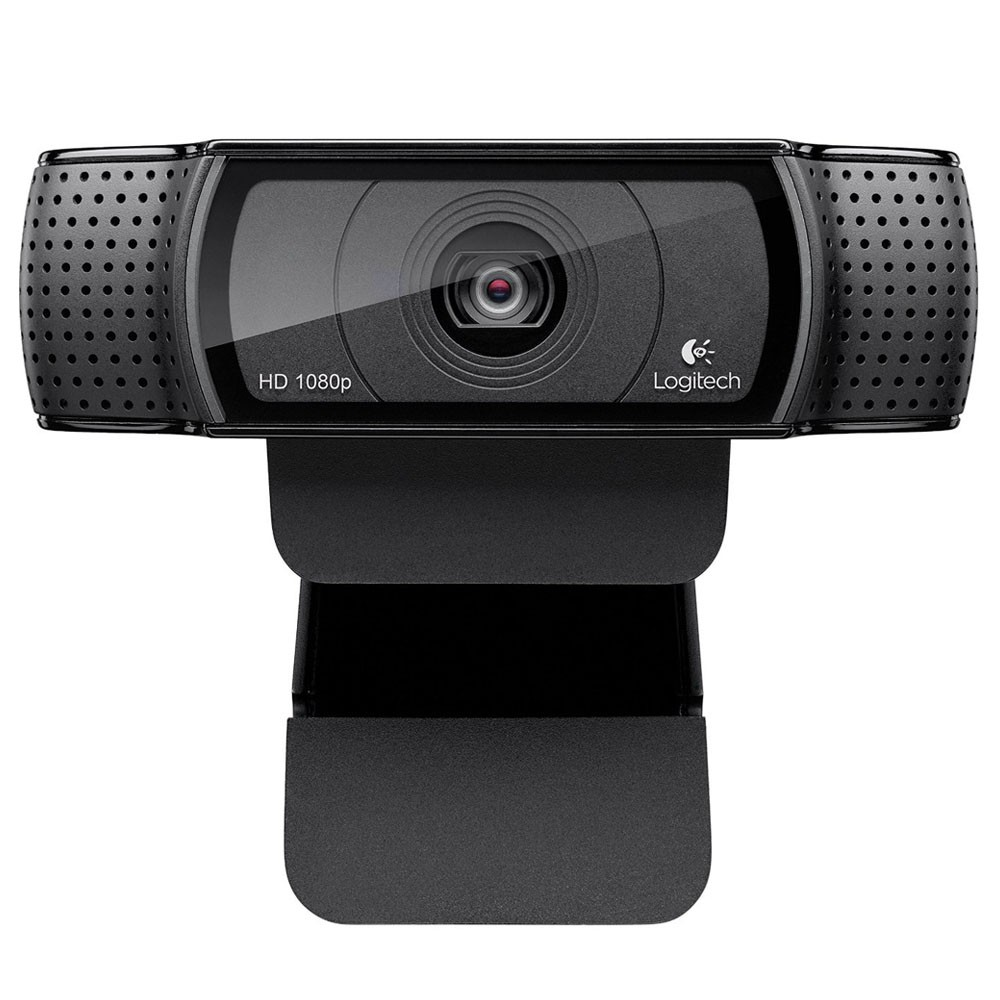 WebCam Logitech C920 Pro HD 15MP Full HD1080p