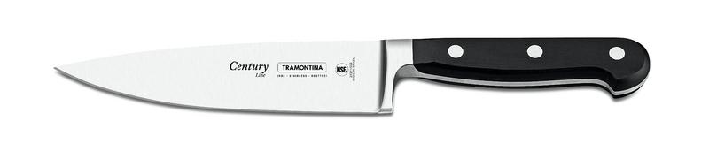 Faca Chef 6 ´ Century - Tramontina ( Cód. 6021 )
