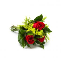 Buquê 3 Rosas