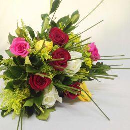 Buque Misto com 10 Rosas