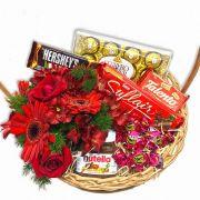 Flores e Chocolates