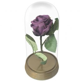 Mini Magic Rose Roxo