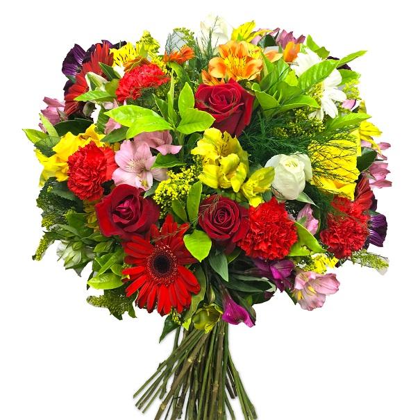 Buquê Mix de Flores