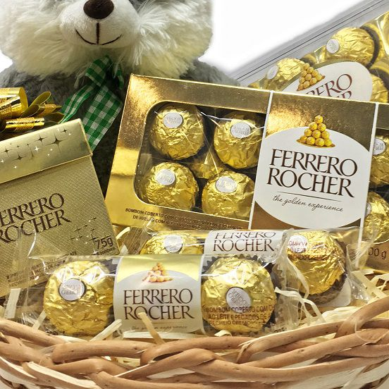 Coleção Ferrero Rocher