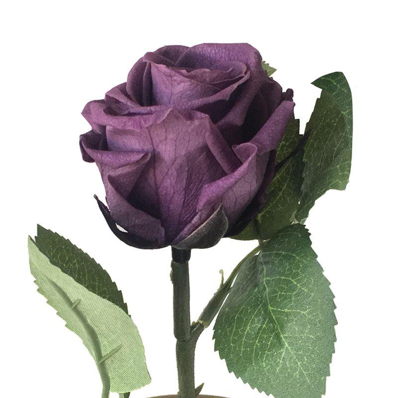 Mini Magic Rose Roxo