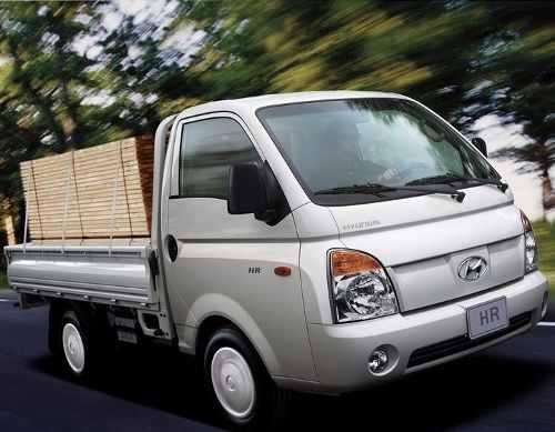 Kit Embreagem Hyundai Hr Kia Bongo K2500 Original Luk _/2012