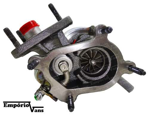 Turbina Renault Master 2.5 Borgwarner Original Caracol Longo