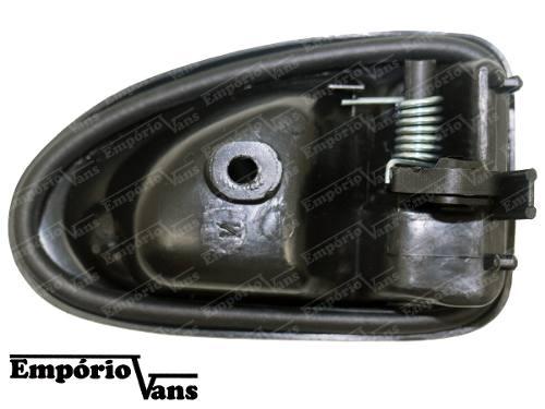 Maçaneta Porta Dianteira Interna Lado Esquerdo Iveco 35s14