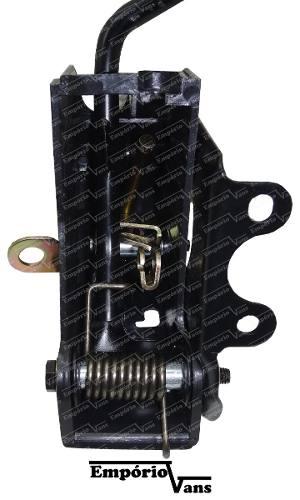 Pedal Completo Acelerador Topic Jinbei Original
