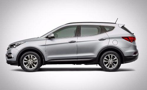 Correia Alternador - Hyundai Azera Santa Fé 2.7