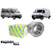 Rolamento Roda Traseira Renault Master 2.5 2.8 Snr Original