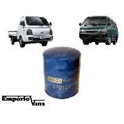 Filtro Oleo Hyundai Hr H100 H1 Diesel Kia K2500