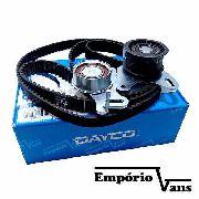 Kit Correia Dentada Hr K2500 H100 L200 Tensor Original Dayco