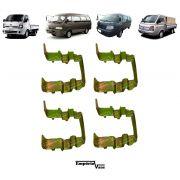 Kit Alinhador Pastilha Hyundai Hr Besta Gs 3.0 K2500