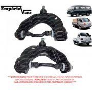 Par Bandeja Suspensão Superior Ld + Le Hyundai Hr H100