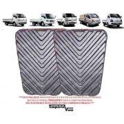 Par Borracha Freio Embreagem Hyundai Kia K2500 K2700 Hr