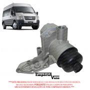 Radiador Oleo completo Ford Transit 2.2 2.4 Ate 2014 Motor TDCI