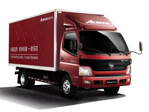 Filtro Combustivel Foton Aumark Citytruck Minitruck Importad
