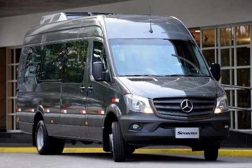 Amortecedor Dianteiro Mercedes Sprinter 311 415 515 2012/__