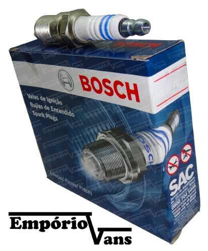 Vela Ignição Trafic 2.2 Space Van Jogo Com 4 Original Bosch