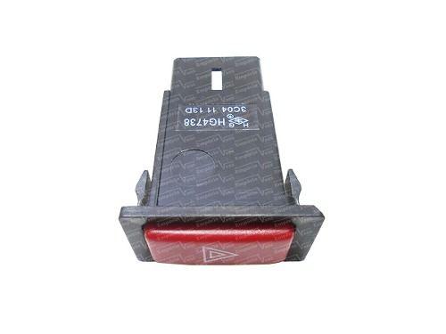 Botão Interruptor Pisca Alerta Topic Jinbei Original