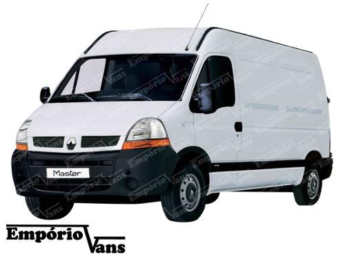 Coxim Borracha Do Escapamento Renault Master Até 2012