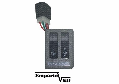 Botão Interruptor Lado Esquerdo Vidro Elétrico Topic Besta