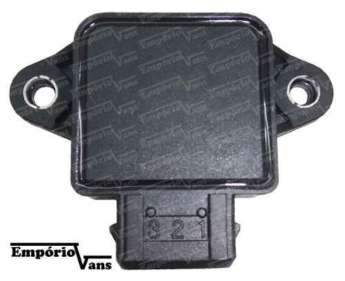 Sensor Corpo De Borboleta Tbi Motor Towner Effa Junior