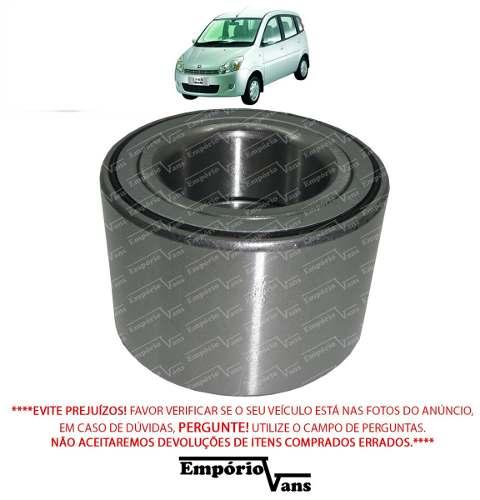 Rolamento Cubo De Roda Dianteira Direita Esquerda Effa M100