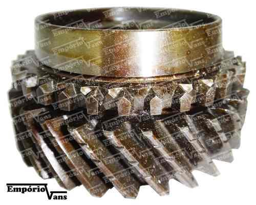 Engrenagem Cambio 3ª 4ª Marcha Topic Jinbei Original