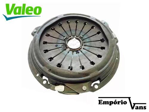 Kit Embreagem Iveco Daily 35s14 45s14 55c16 Original Valeo
