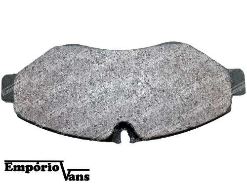 Jogo Pastilha Freio Dianteira Sprinter 311 415 Iveco 35s14