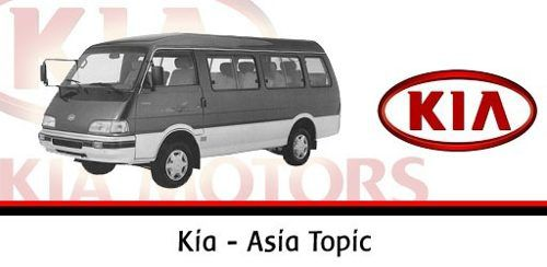 Kit Rolamento Roda Dianteira Kia K2400 Besta 2.2 Topic Asia