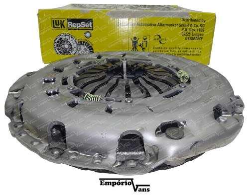 Kit Embreagem Disco Plato Sprinter 311 313 Até 2011