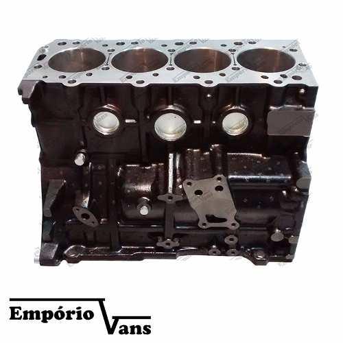 Bloco Motor Hyundai Hr 2.5 8v Kia Bongo K2500 Mitsubis L200
