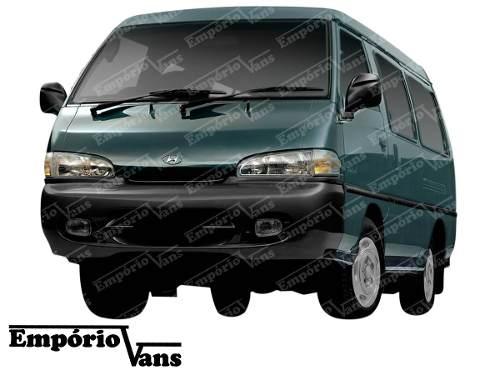 Fechadura Maçaneta Da Tampa Porta Luvas Hyundai H100