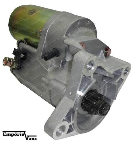 Motor De Arranque Partida Kia Besta 2.2 12v