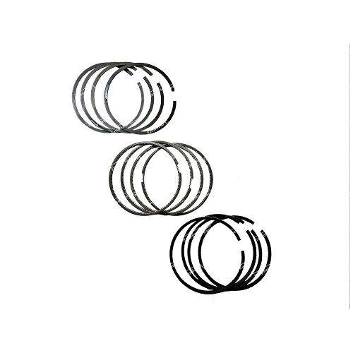 Anel Pistão 0,25 D4ab 3mm H-100 L-300 L-200 H-1 Jogo
