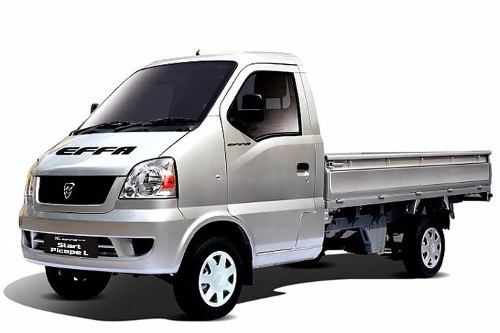 Filtro De Ar Effa Start Pick-up Van Cabine Simples Dupla