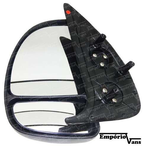 Espelho Retrovisor Completo L Esquerdo Ducato Boxer Jumper