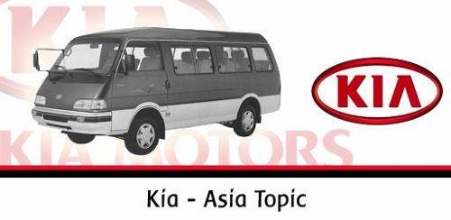 Bucha Barra Estabilizadora Diant Asia Topic Besta K2700