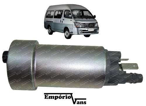 Bomba Eletrica Combustivel Refil Topic Jinbei