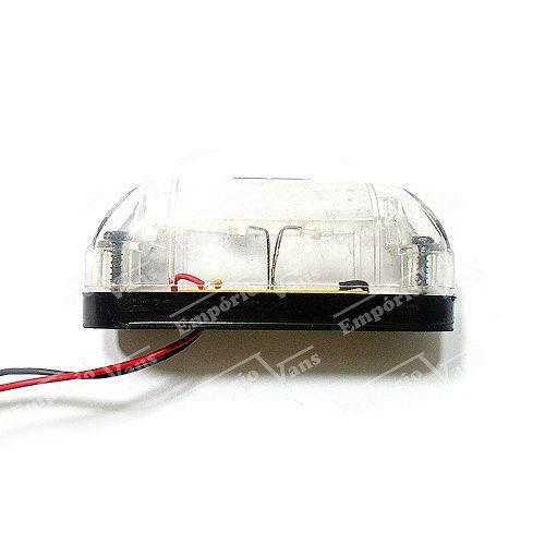 Lanterna Vigia (arredondada) Transparente Ducato Hr Sprinter